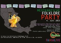 Mexikanische Folklore Party