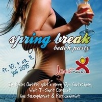 Spring Break - Beach Party