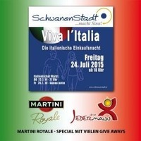 Viva L'Italia - Martini Royale