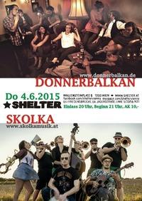 Donnerbalkan & Skolka