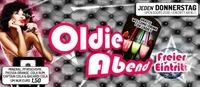 Oldie Abend mit DJ Greenhorn - Freier Eintritt