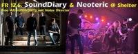 Friday PopRock Night - SoundDiary & Neoteric