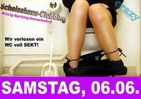 Scheisshaus-Clubbing