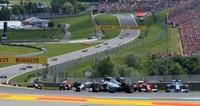 F1 Grand Prix von Östereich live