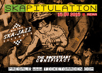 SKApitulation! - New York Ska JAzz Ensemble (US) - The Rocksteady Conspiracy (AT)@AERA