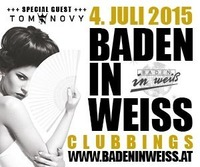 Baden in Weiß 2015 presented by Heineken - Die Clubbings