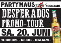 Desperados Promo-Tour