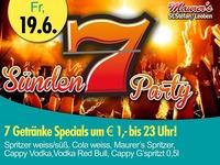 7 Sünden Party