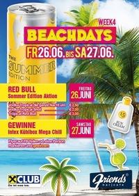 Beachdays Week 4@Friends Show-Cocktailbar