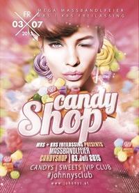 Candyshop - Massbandlfeier