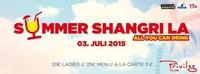 Summer Shangri La