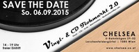 Save The Date / Vinyl- & CD Flohmarkt 2.0