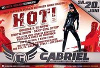 Hot @Gabriel Entertainment Center