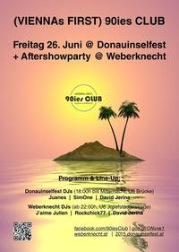 90ies Club @ Donauinselfest