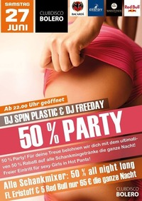 50 % Party