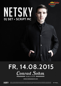 Netsky Dj Set