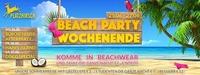 Happy Island - Beach Party Wochenende