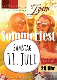 Sommer-Fest