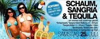 Schaum, Sangria & Tequila