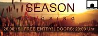 Season Closing - Restltrinken
