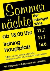 3. Sommernachtsfest @Gabriel Entertainment Center