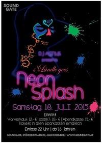 sLändle goes Neon Splash