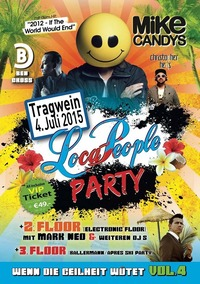 LocaPeople Party - Mike Candys