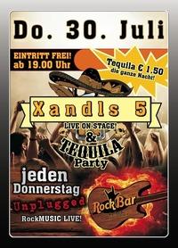 Xandls 5 LIVE@Excalibur