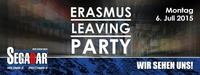 Erasmus Leaving - Party @Segabar Kufstein