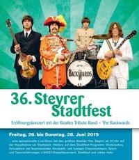 36. Steyrer Stadtfest@Stadtplatz Steyr