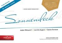 Sonnendeck - Stars ´n´ Stripes@Casino Baden