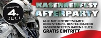 Kasernenfest Afterparty