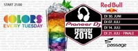 Pioneer DJ - Remixer 2015 | Colors - Cardes - 2hot@Babenberger Passage