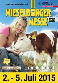 Wieselburger Volksfest@Messe Wieselburg