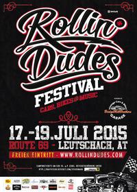 Rollin Dudes - US Car, Bike & Rock´n´roll Festival@Route69
