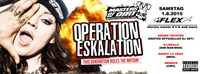Masters of Dirt - Operation Eskalation@Flex
