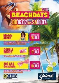 Beachdays Week 6@Friends Show-Cocktailbar