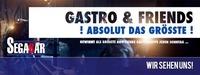 Gastro & Friends - Gewinne eine Flasche 4,5l Absolut Vodka
