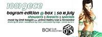 1001GECE / bayram edition @BOX Vienna