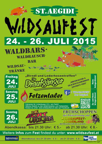 Wildsaufest 2015