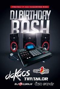 DJ Eldanjo´s Birthday Bash