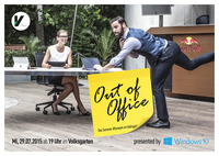 Out Of Office - Das Sommer-Afterwork im Volksgarten