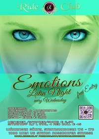Emotions Latin Night