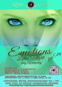 Emotions Latin Night