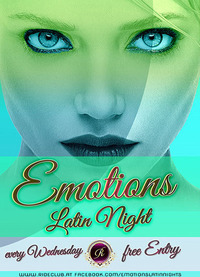 Emotions Latin Night@Ride Club