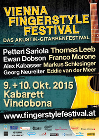 Vienna Fingerstyle Festival: Das Akustik-Gitarrenfestival