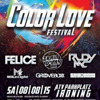 Color Love Festival 2015@Irdning