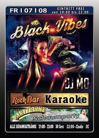 Black Vibes mit DJ Mo