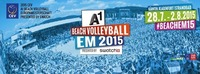 2015 CEV A1 Beach Volleyball Europameisterschaft