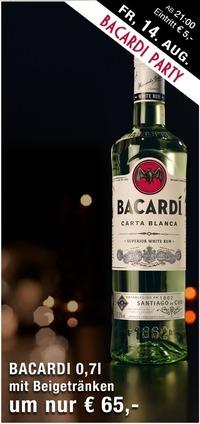 Bacardi Party